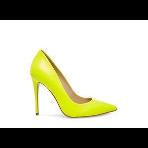 Daisie Lime Heels